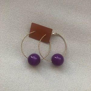 Jewelry - Handmade Beaded Earrings One of a kind